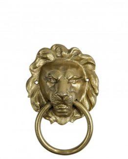 Dørbanker med løvehode