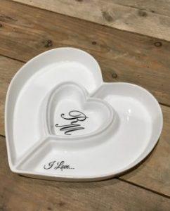 RM Heart Plate Riviera maison