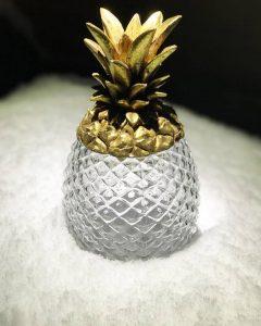 ananas krukke