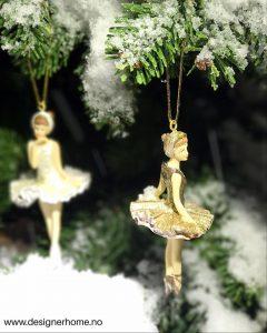 Ballerina - juletrepynt