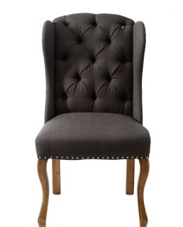 Keith II Dining Wing Chair lin, Anth