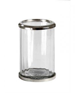 Lanterne med riflet glass, liten