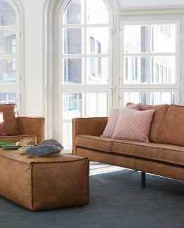 Rodeo sofa, 3 seter, Be Pure, De Ekhoorn