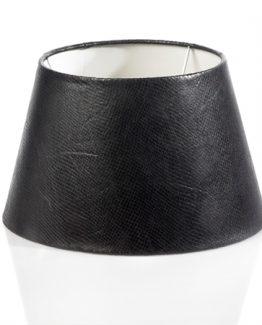 Lampeskjerm skinn Ø 20