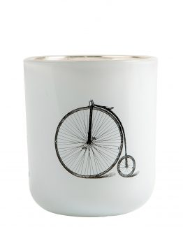 Victorian candle bicycle
