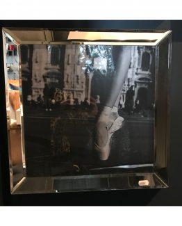 Speilramme cityballerina 40 x 40