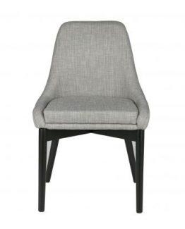 Koen spisestol, lys grå – 2 pk