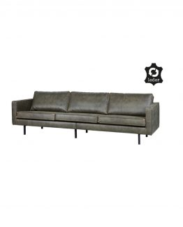 Rodeo sofa 3-seter, army