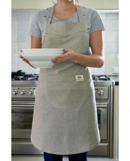 Casa apron flax, Kokkeforkle, kjøkkenforkle, Riviera Maison