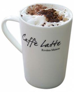Classic caffe latte mug, Riviera Maison