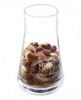 Mixed nut decanter -RM