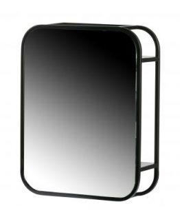 Olivia rektangulært speil, De Eekhoorn, Woood