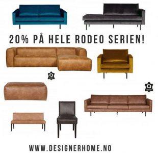 20% avslag på sofa