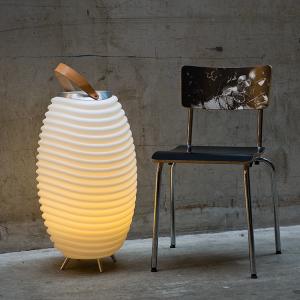 Kooduu, vinkjøler, bluetooth- høytaler, LED- lampe, Kooduu Synergy