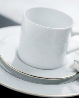 Cape kaffekopp, asjett, Halvor Bakke servise