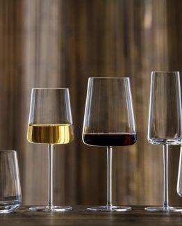 Tokyo hvitvinsglass, rødvinsglass, champagneglass, vannglass, Simen Staalnacke