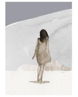 Summer, Anna Bulow poster