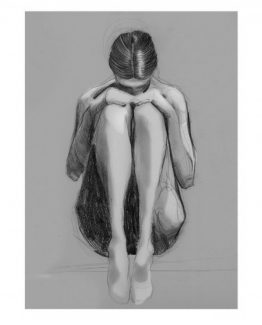 Anna Bulow, dark room poster