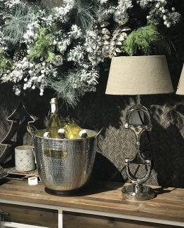 happy horse table lamp base riviera maison