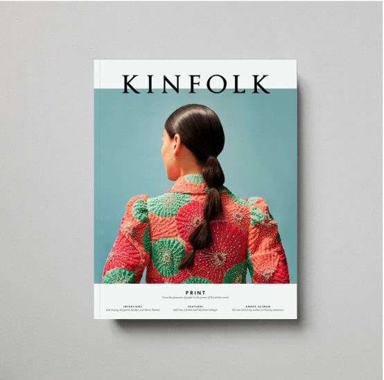 kinfolk magasin 29 edition