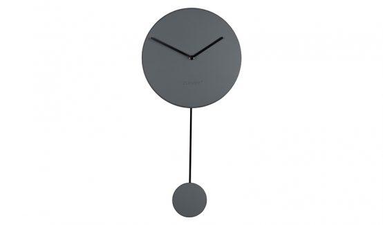 nordisk stil, retro klokke i ny drakt, klassisk klokke, Minimalistisk veggklokke, Zuiver, industriell klokke