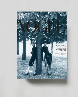 in vogue bok, coffee table book