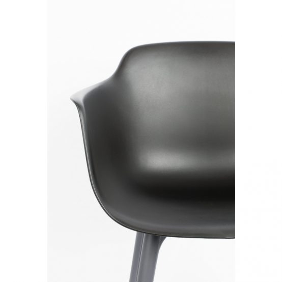 armchair, lenestol, spisestol, minimalistisk stol, nordisk stil, skandinavisk design, zuiver, utendørs stol, kjøkkenstol