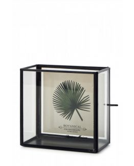 french glass photo box riviera maison ramme
