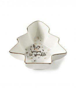 its the season to sparkle bowl, juletrefat riviera maison jul