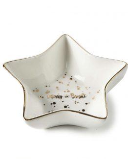 merry and bright bowl riviera maison stjerneskål jul