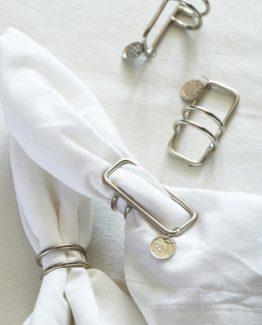clarkson napkin ring riviera maison serviettring
