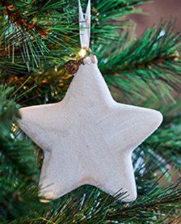 winter star ornament riviera maison julepynt, jul