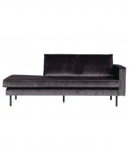Rodeo daybed velvet velour sofa Bepure home