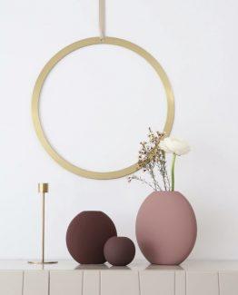 pastille vase cooee design