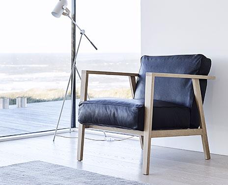 LC1 lounge og lenestol designerhome.no