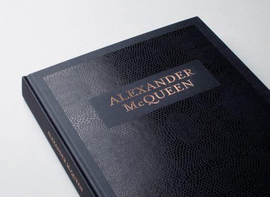 Alexander Mcqueen coffeetable book