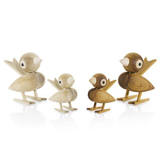 Lucia Kaas sparrow spurv