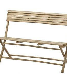 mandisa bambus benk lene bjerre utemøbler