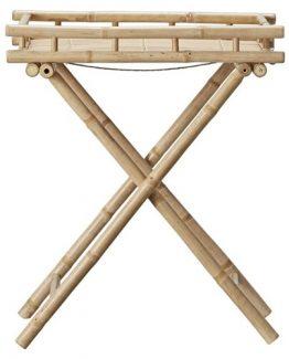 mandisa bambus bord utemøbler lene bjerre