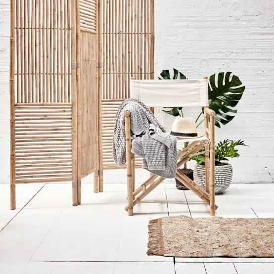 mandisa bambus stol lene bjerre