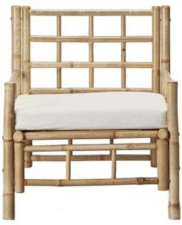 mandisa bambus stol utemøbler lene bjerre