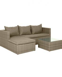 rosario loungesofa easy living utemøbler