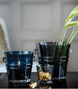 the bucket vinkjøler vase jan thomas magnor glassverk