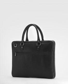 pc veske, svart veske, Skinnveske, treats, dansk design, nordisk stil
