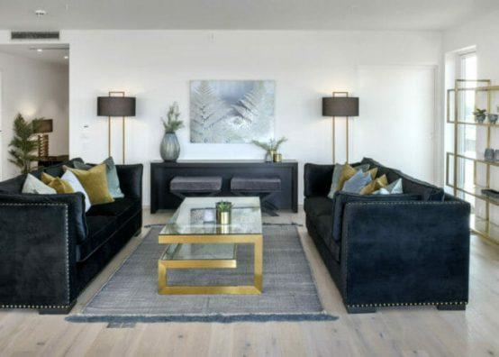 torino glassbord sofabord salongbord homefactory