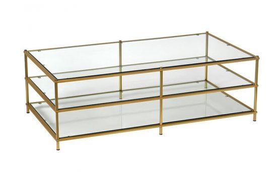 palermo glassbord sofabord salongbord homefactory