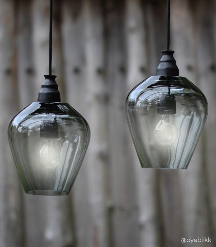 Enorm Rocks lampe koks 220 mm - designerhome.no YA-09