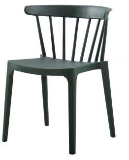 Bliss stol inne / ute utemøbler, plaststol, utestol. spisestol