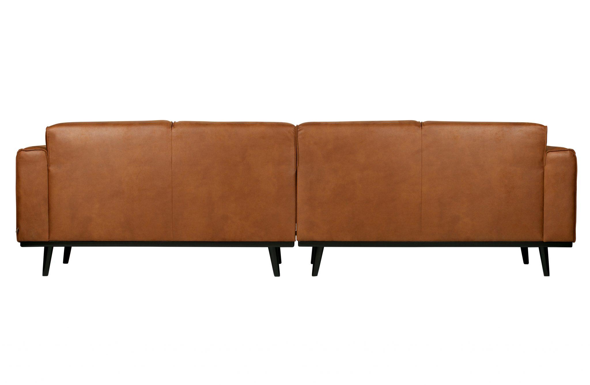 c70c8e4a Statement 4 seter sofa xl , cognac skinn - designerhome.no