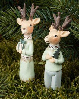 reinsdyr juletrepynt juledekorasjon jul